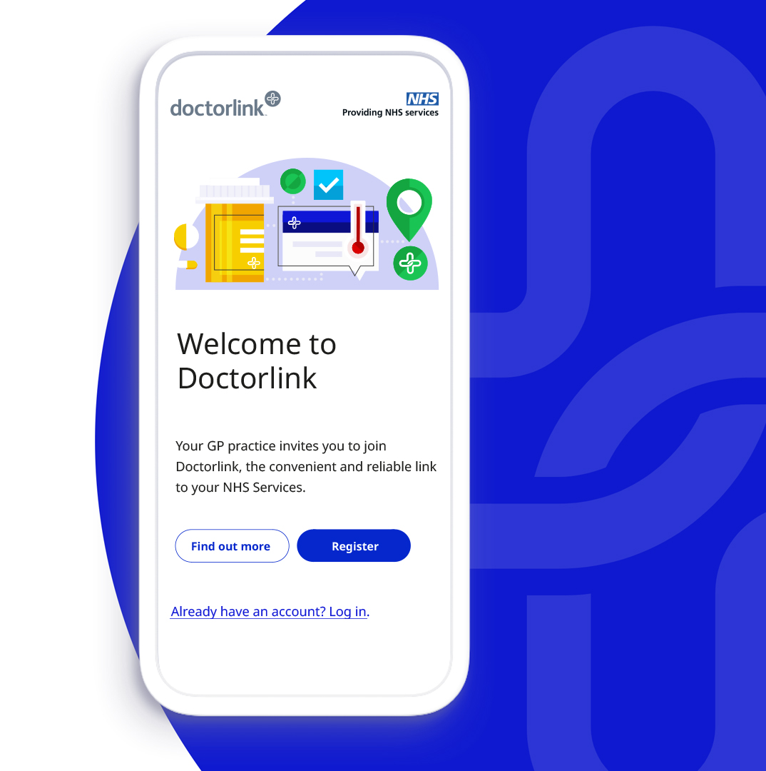 Join Doctorlink today